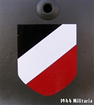 Heer, Kriegsmarine & Luftwaffe Tri-Color Dry Transfer Decal