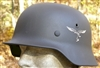 Luftwaffe Blue M40 Or M42 Helmet 1 Quart Paint