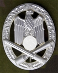 German WWII General Assault Badge