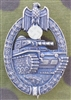 Panzer Assault Badge Bronze