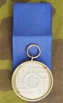 SS 8 Year Service Medal