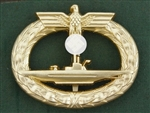 Kriegsmarine U-Boat Badge