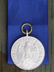 Wehrmacht 4 Year Service Medal