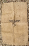 Original German WWII 1941 Dated Supply Sack