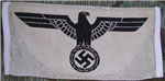 Original WWII German WWII Heer (Army) 1st Pattern Sport Shirt Patch