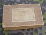 Original Rare Un-Issued Waffen SS Large Feldpost Box