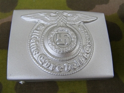 Waffen SS HIGH QUALITY Steel Belt Buckle