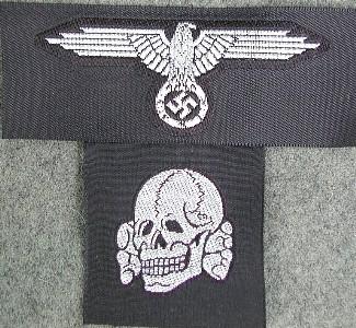 Price  25 00  Waffen Ss Skull