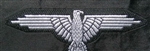 Waffen SS Officer's BeVo Sleeve Eagle