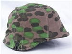 SS-VT Lateral Pre/Early War Overprint Helmet Cover