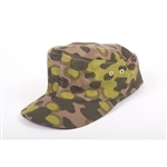 Waffen SS Lateral Pre/Early War Overprint M42 Cap