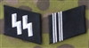 Reproduction Waffen SS Rottenfuhrer Collar Tabs