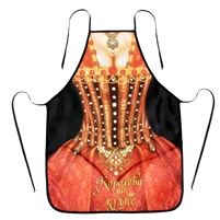 "Kitchen Apron ""Kitchen Queen"""