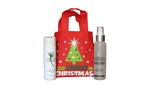 Advanced Protection and Hydrating Mineral Mist in a Christmas Bag