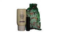 Aloe Vera Cream and Vibran C Lip Treatment Christmas bag