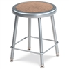 Virco 1221927SG - 122 Series Stool, Steel Seat with a Masonite Inset (Virco 1221927SG)