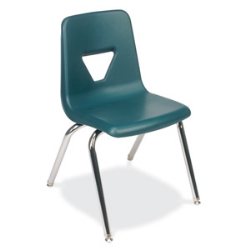"Virco 2012 - 2000 Series 4-Legged Chair - 12"" Seat Height  (Virco 2012)"