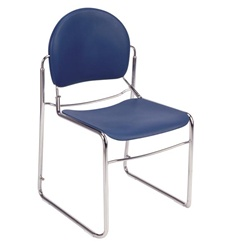Virco 2945 Virtuoso Sled-Base Chair  (Virco 2945)