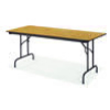 "Virco 603096 - 6000 series 3/4"" thick particle board folding table 30"" x 96""  (Virco 603096)"