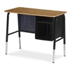 "Virco 765MBB - Jr. Executive Desk with Book Shelf, 20"" x 34"" Top  (Virco 765MBB)"