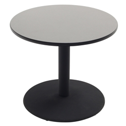 "AmTab Round Pedestal Cafe Table - 42"" Diameter (AmTab AMT-PTR4230)"
