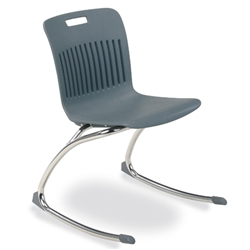 "Virco Analogy Series Rocking Chair - XL Seat - 18"" Seat Height(Virco ANROCK18EL)"