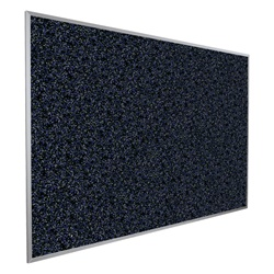 "Best-Rite Rubber-Tak Tackboards -Alum Trim - 34""H X 48""W  (Best-Rite BES-321AC)"
