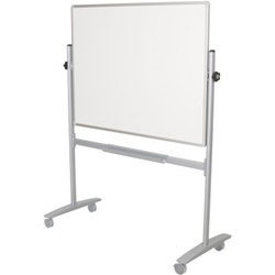 Mobile Platinum Lumina Reversible Boards provide twice the functional space of a traditional board.