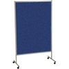 Best-Rite Royal Blue Hook & Loop Fabric Floor Display Panels - Single (Best-Rite BES-689D-59)