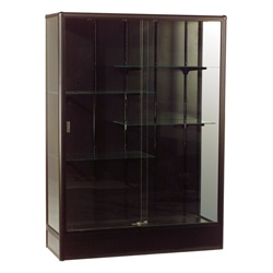 Best-Rite Elite Freestanding Display Case - 66''H x 72''W  (Best-Rite BES-93R86)