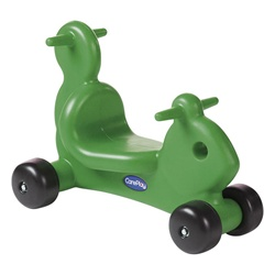 CarePlay  Squirrel Ride-On Walker - Green  (Careplay CPL-2003S)