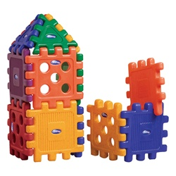 CarePlay  Grid Blocks - 32 Pieces  (CarePlay CPL-5032)