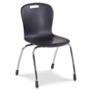 "Virco CS18 Civitas Sage Series 4-Legged Ergonomic Chair, Flex Seat/Back - 18"" Seat Height (Virco CS18)"