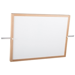 Diversified Woodcrafts Combination Mirror/Marker Board (Diversified Woodcrafts DIV-4001K)