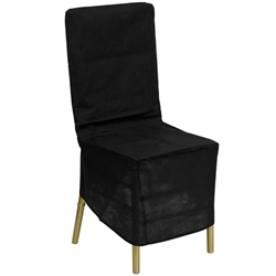 Flash Furniture Black Fabric Chiavari Chair Storage Cover<br>(FLA-LE-COVER-GG)