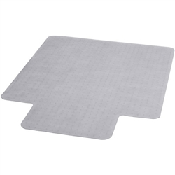 Flash Furniture 36'' x 48'' Carpet Chairmat with Lip<br>(FLA-MAT-CM11113FD-GG)