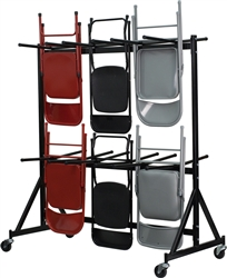 Flash Furniture Hanging Folding Chair Truck<br>(FLA-NG-FC-DOLLY-GG)