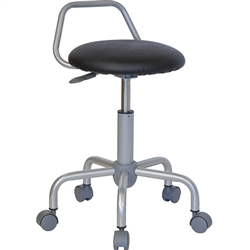 Flash Furniture Ergonomic Stool<br>(FLA-WL-ST-08-GG)