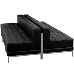 Flash Furniture HERCULES Imagination Series Lounge Set<br>(FLA-ZB-IMAG-MIDCH-6-GG)