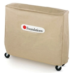 Foundations Full-Size Wood Crib Saver - Fits HideAway & Royale Cribs (Foundations FOU-4012156)