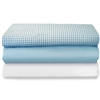Foundations CozyFit Sheets - Fits all Major Brands of Cots, Standard Size (Foundations FOU-CS-SS-XX-12)