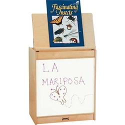 Jonti-Craft Mobile Big Book Easel- Write-n-wipe Front  (Jonti-Craft JON-0543JC)