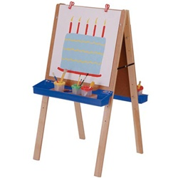 Jonti-Craft Primary Adjustable Easel  (Jonti-Craft JON-2181JC)