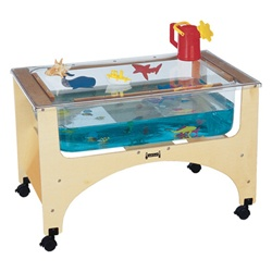 Jonti-Craft See-Thru Sensory Table  (Jonti-Craft JON-2871JC)