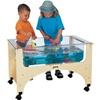 "Jonti-Craft See-Thru Sensory Table 20""-Toddler  (Jonti-Craft JON-2872JC)"