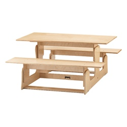 Jonti-Craft Picnic Table  (Jonti-Craft JON-3820JC)