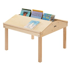 Jonti-Craft Twin Reading Table  (Jonti-Craft JON-3850JC)