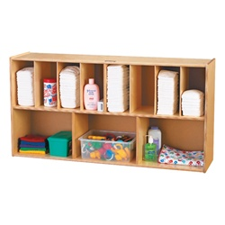 Jonti-Craft Diaper Organizer  (Jonti-Craft JON-5141JC)