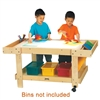 "Jonti-Craft Creative Caddie Light Table 42""  (Jonti-Craft JON-58504JC)"
