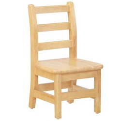 "Jonti-Craft Kydz Ladderback Chair 8""  (Jonti-Craft JON-5908JC)"